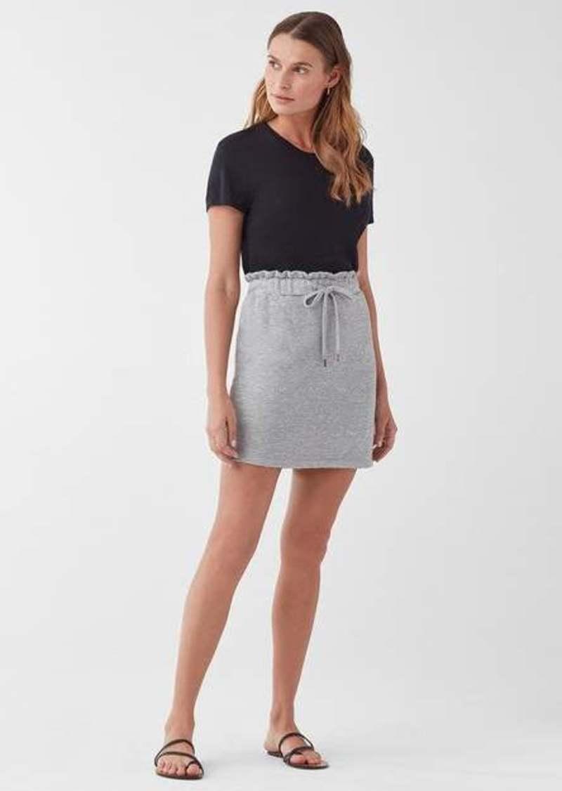 Splendid Bayside Active Paperbag Skirt