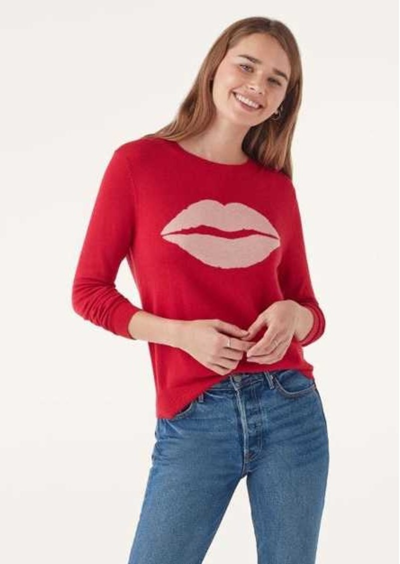 Splendid Bisou Bisou Sweater