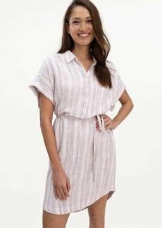 Splendid Blanche Shirt Dress
