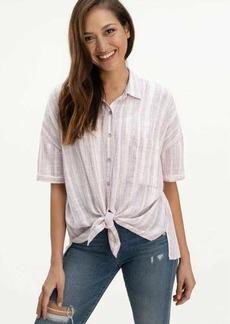 Splendid Blanche Striped Shirt