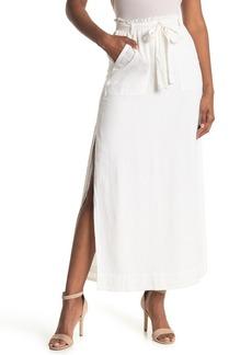 Splendid Breezeway Linen Blend Skirt