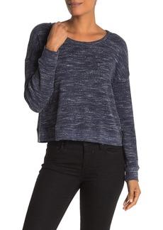 Splendid Brushed Knit Pullover Sweater