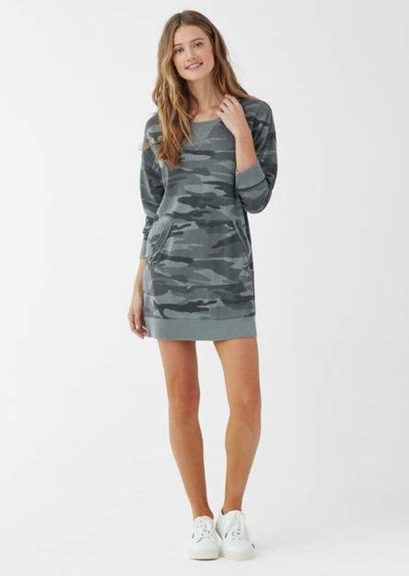 Splendid Camo Courtside Dress
