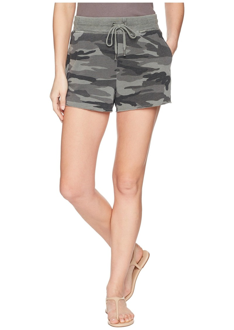 Splendid Camo Shorts
