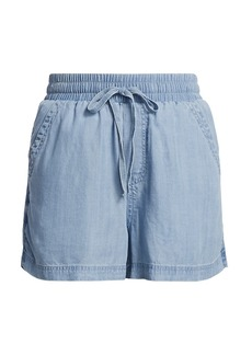 Splendid Campside Chambray Shorts