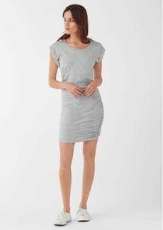 Splendid Casing Details Ruched Dress