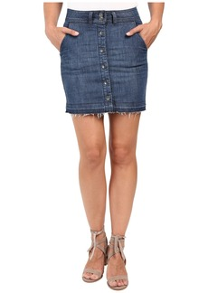 Splendid Cesarie Indigo Skirt