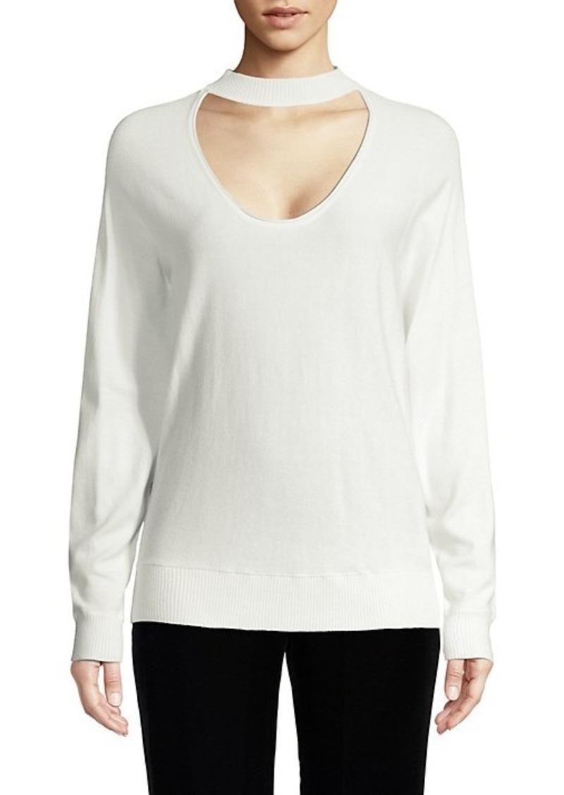 Splendid Choker-Neck Sweater