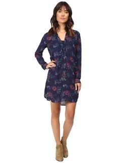 Splendid Cindelle Floral Print Dress