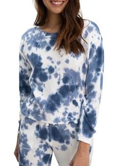 Splendid Cloud Tie Dye Pullover