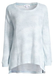 Splendid Cloud Wash Knit Tunic