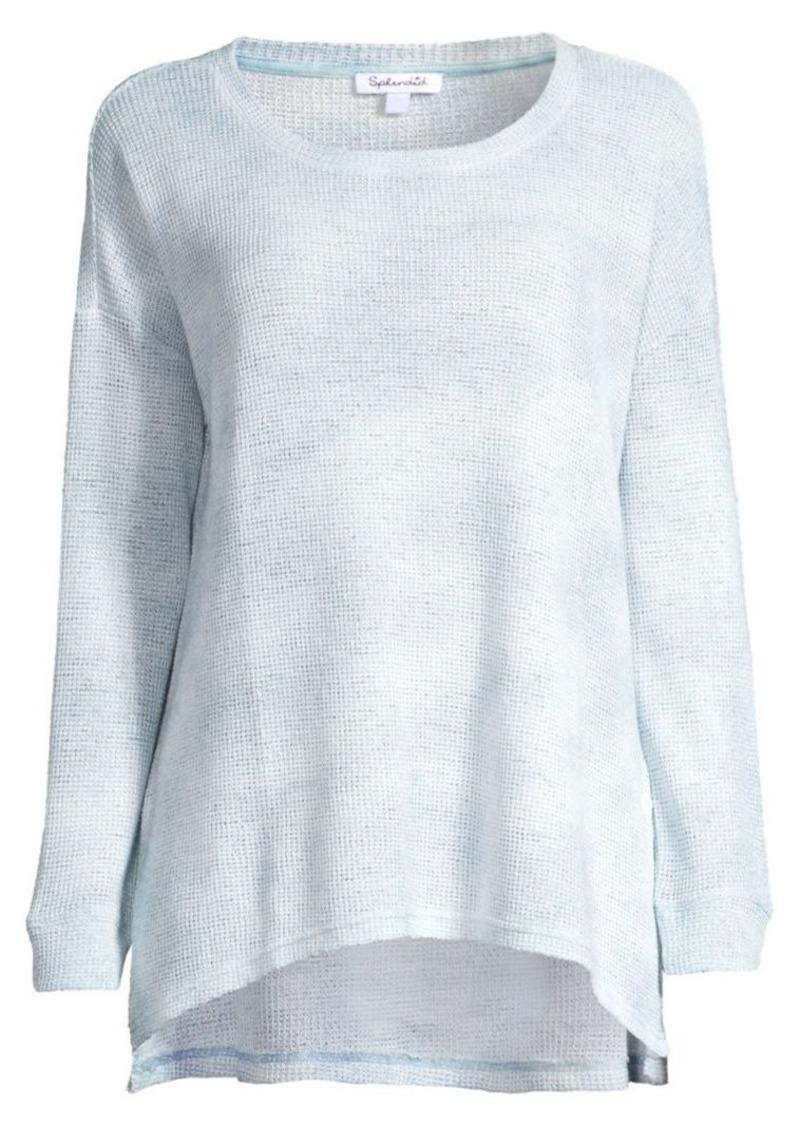 Splendid Cloud Wash Knit Tunic