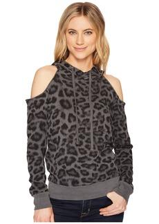 Splendid Cold Shoulder Sweatshirt