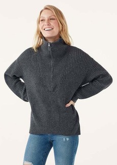 Splendid Cooper Cashmere Pop-Over