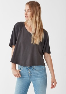 Splendid Cotton Jersey Tunic Top