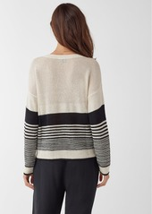 Splendid Cove Striped Sweater