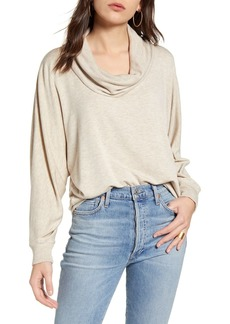 Splendid Cowl Neck Sweater