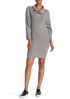 Splendid Cowl Neck Sweater Dress