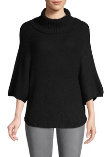 Splendid Cowl Turtleneck Sweater