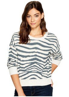 Splendid Cropped Sweatshirt