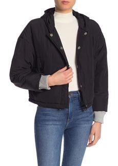 Splendid Dakota Puffer Hooded Jacket