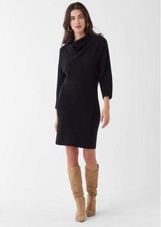 Splendid Daphne Cowl Neck Sweater Dress