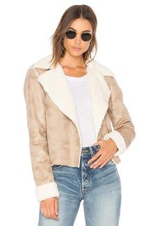 Delancey Faux Fur Jacket
