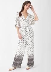 Splendid Desert Batik Printed Jumpsuit