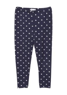 Splendid Dot Print Leggings (Toddler Girls)