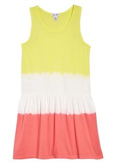 Splendid Double Dip Dye Dress (Toddler Girls & Little Girls)