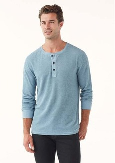 Splendid Double Face Thermal Henley