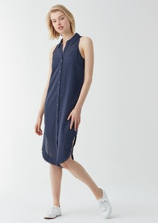 Splendid Draftsman Check Woven Shirtdress