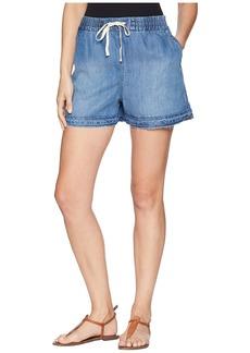 Splendid Drop Crotch Shorts