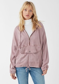 Splendid Dune Sateen Pullover Jacket