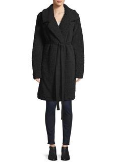 Splendid Faux Sherpa Robe Coat