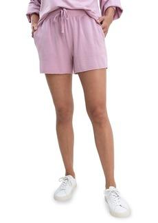 Splendid Flora Raw Shorts