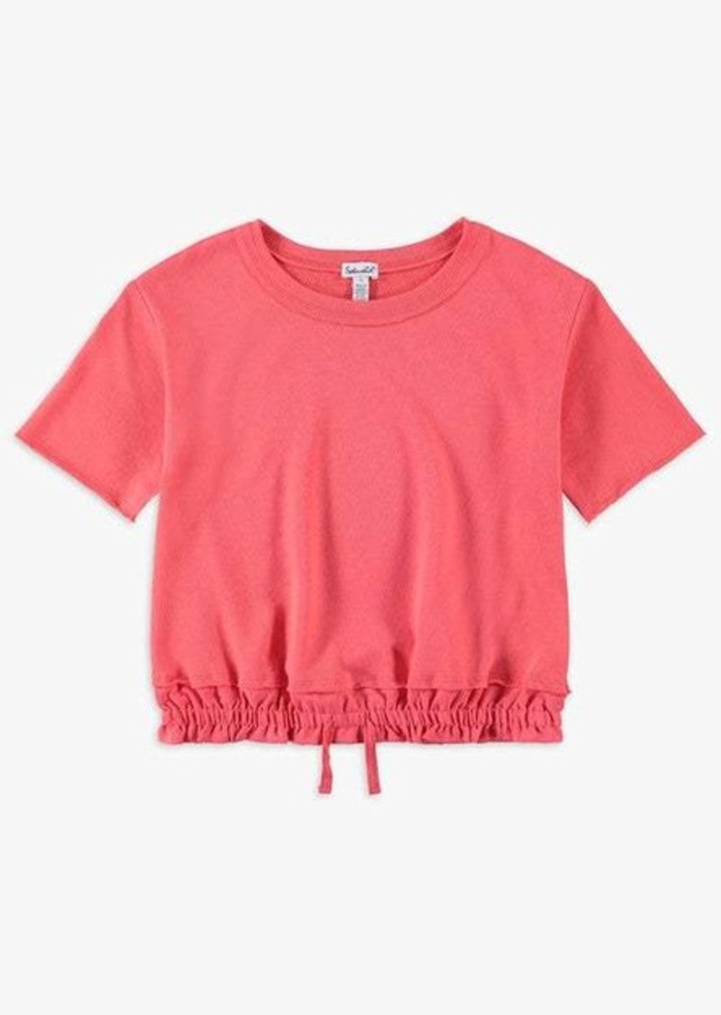 Splendid Girl Drawstring Top