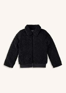 Splendid Girl Faux Fur Jacket