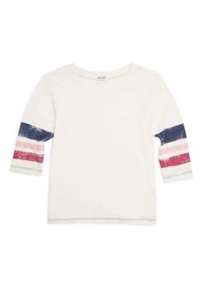 Splendid Girl Roller Stripe T-Shirts