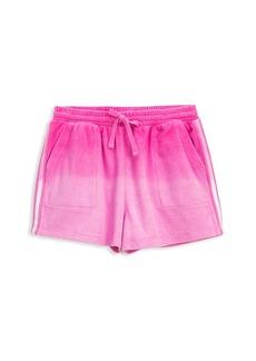Splendid Girl's Dip Dye Terry Shorts