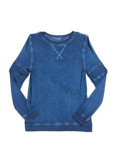 Splendid Girl's Oil Wash Jersey Top  Size 7-14