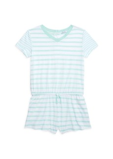 Splendid Girl's Stripe Romper