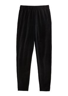 Splendid Girl's Velour Jogger Pants  Size 7-14