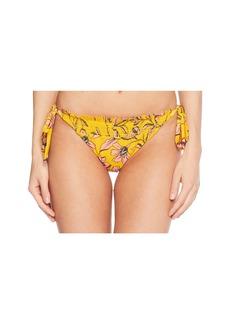 Splendid Golden Girlie Side Tie Pant