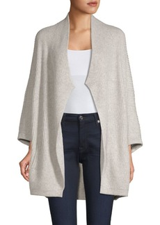 Splendid Heath Rib-Knit Cardigan