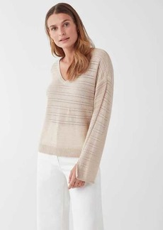 Splendid Hermosa Shadow Stripe Pullover
