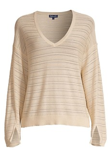 Splendid Hermosa Stripe Pullover