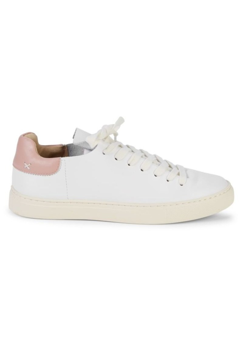 Splendid Hickort Colorblock Leather Sneakers