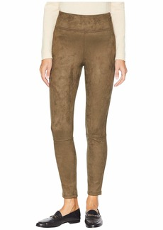 Splendid Highline Faux Suede Leggings