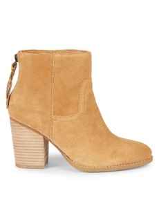 Splendid Hila Suede Ankle Boots